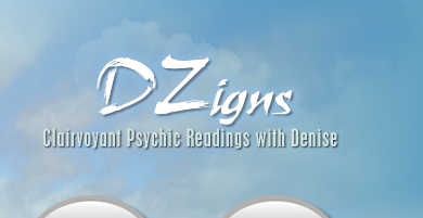 Clairvoyant Psychic Reading with DZigns.